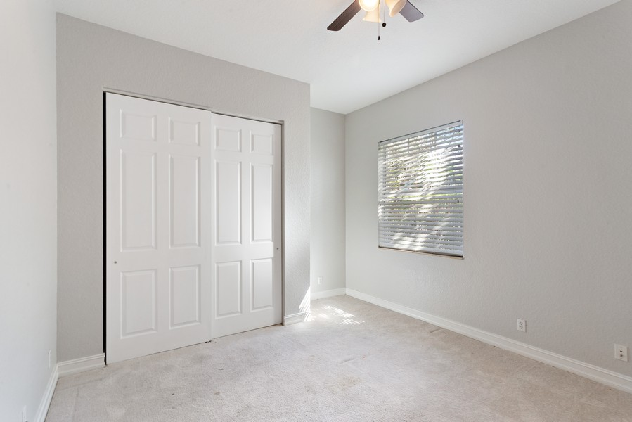 Real Estate Photography - 12191 NW 73 STREET, PARKLAND, FL, 33076 - 3rd Bedroom