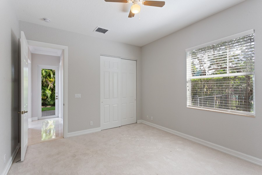Real Estate Photography - 12191 NW 73 STREET, PARKLAND, FL, 33076 - 4th Bedroom