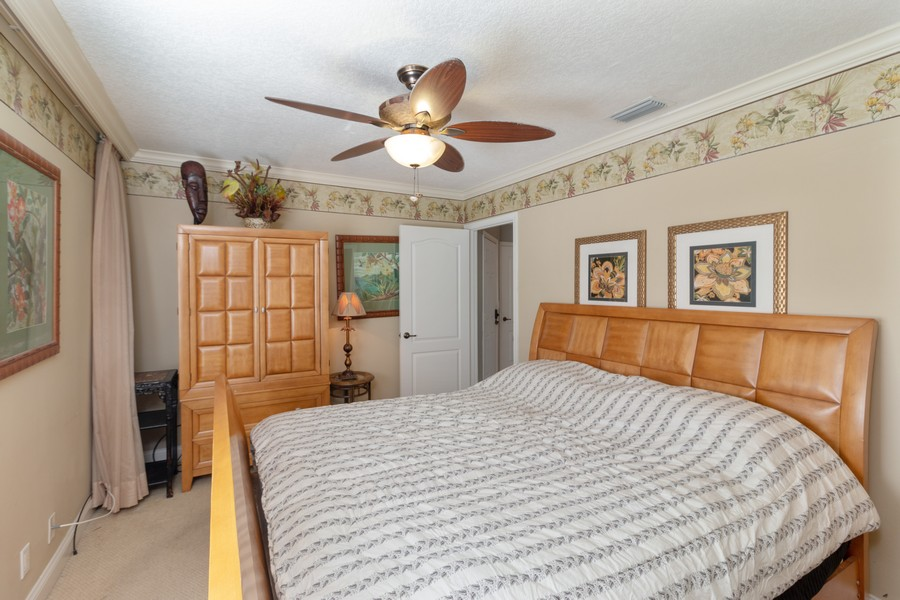 Real Estate Photography - 815 W Boynton Beach Boulevard, 13-201, Boynton Beach, FL, 33426 - Master Bedroom