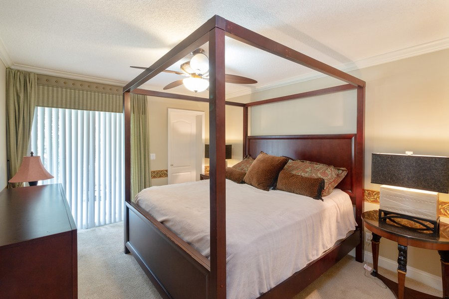 Real Estate Photography - 815 W Boynton Beach Boulevard, 13-201, Boynton Beach, FL, 33426 - Bedroom 2