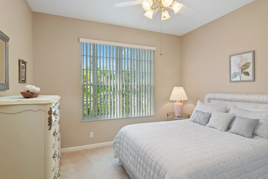 Real Estate Photography - 216 NW Liseron Way, Port St Lucie, FL, 34986 - Guest Bedroom