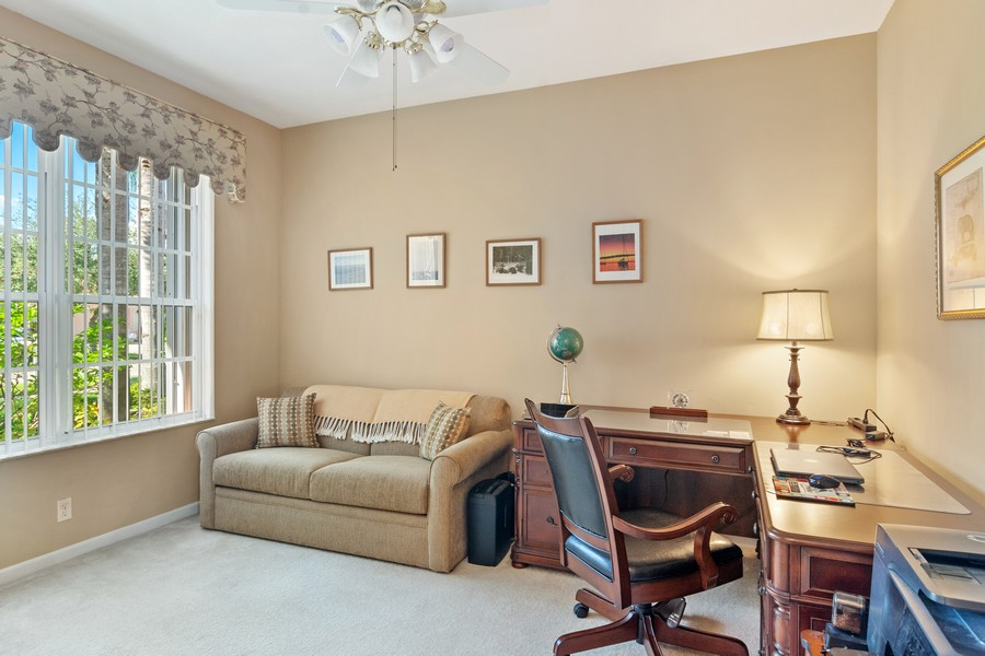 Real Estate Photography - 216 NW Liseron Way, Port St Lucie, FL, 34986 - 2nd Bedroom