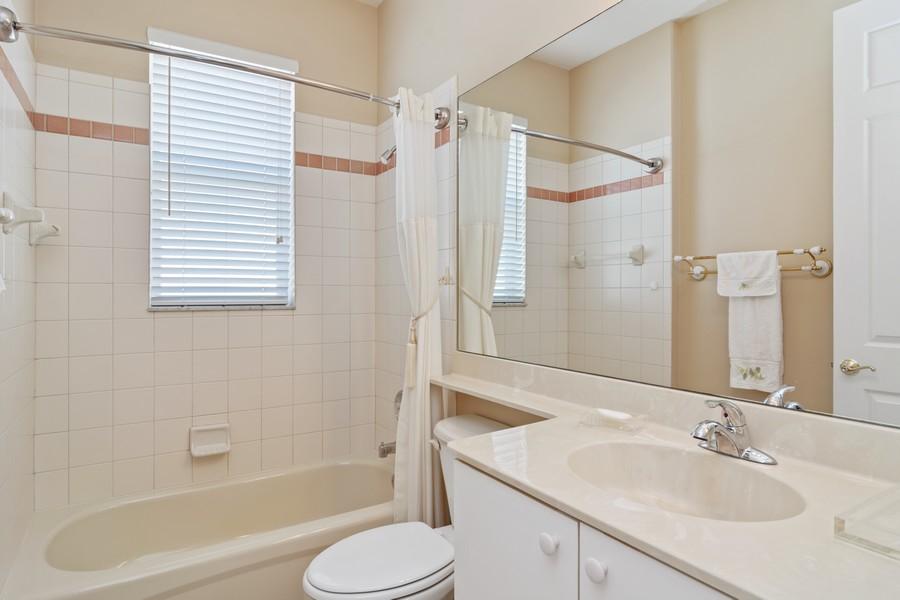 Real Estate Photography - 216 NW Liseron Way, Port St Lucie, FL, 34986 - Bathroom
