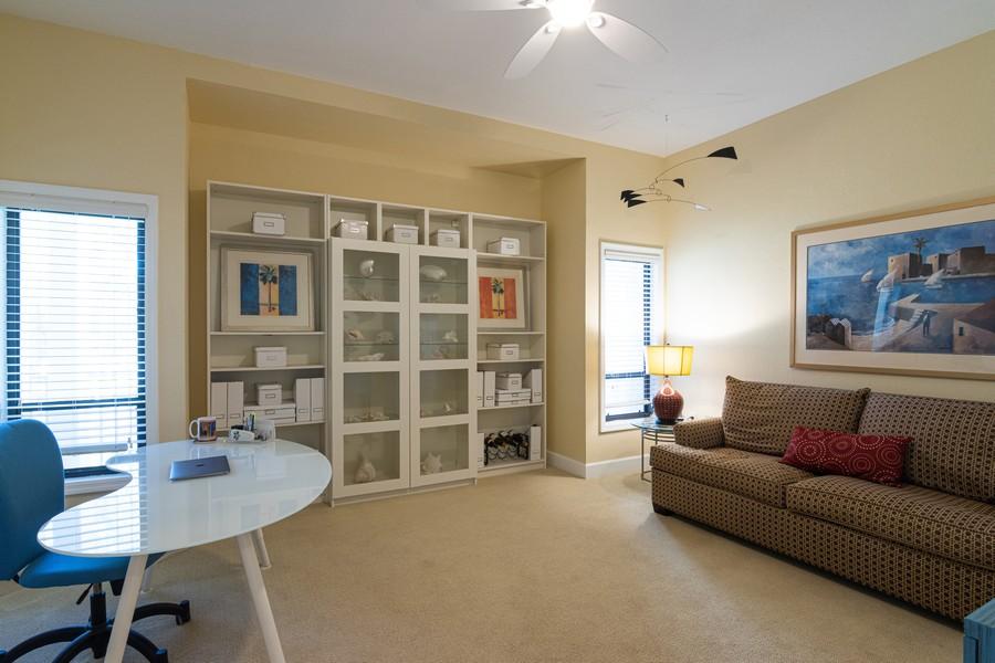 Real Estate Photography - 3905 Mariner's Walk, 815, Cortez, FL, 34215 - Den