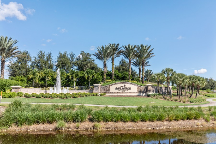 Real Estate Photography - 8756 Bellano Ct, Unit 103, Naples, FL, 34119 -
