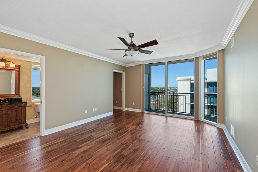 Real Estate Photography - 1323 Highway A1A, 601, Satellite Beach, FL, 32937 - 3rd Bedroom