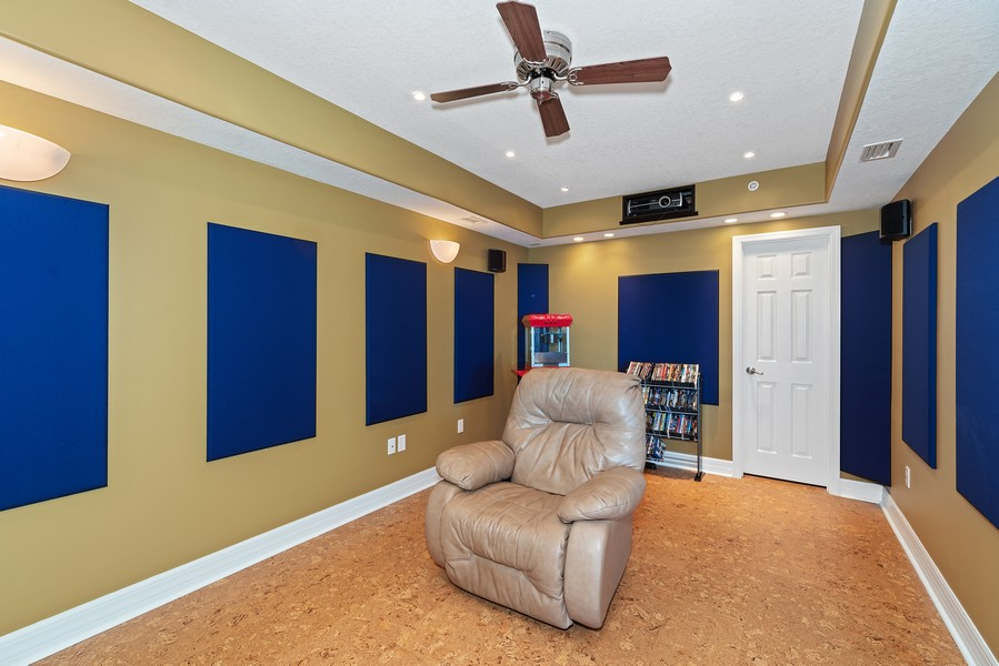 Real Estate Photography - 1323 Highway A1A, 601, Satellite Beach, FL, 32937 - Theatre
