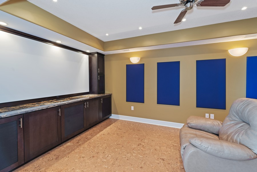 Real Estate Photography - 1323 Highway A1A, 601, Satellite Beach, FL, 32937 - Theater