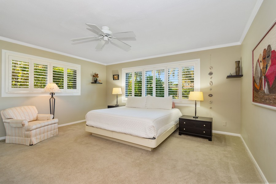 Real Estate Photography - 5210 NE 33rd Ave, Ft Lauderdale, FL, 33308 - 4th Bedroom