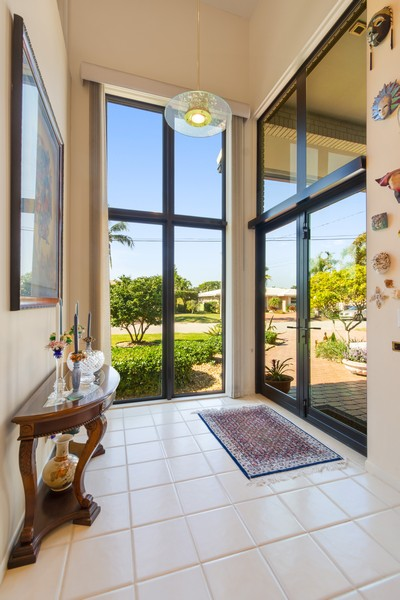 Real Estate Photography - 5210 NE 33rd Ave, Ft Lauderdale, FL, 33308 - Foyer