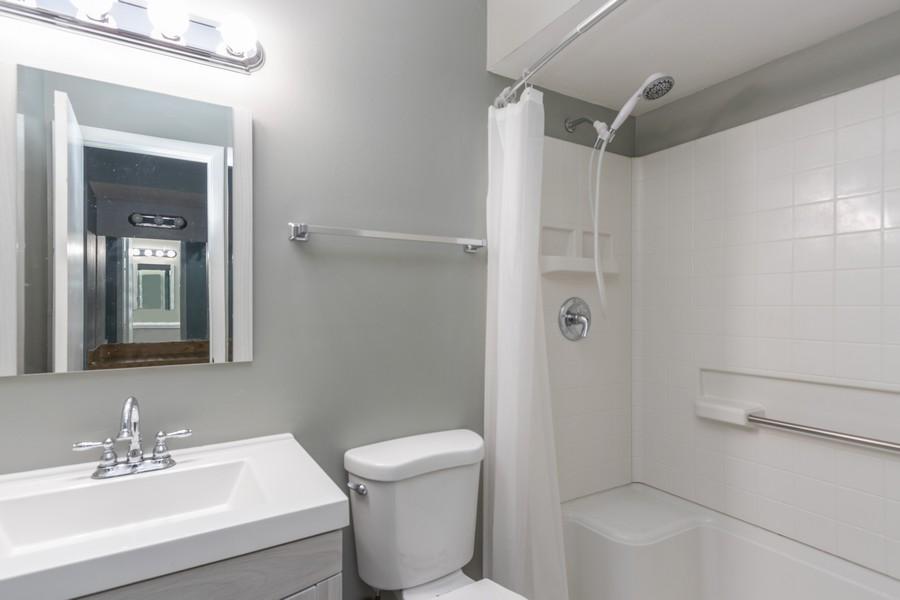 Real Estate Photography - 2344 Flamingo Way, Winter Park, FL, 32792 - Master Bathroom