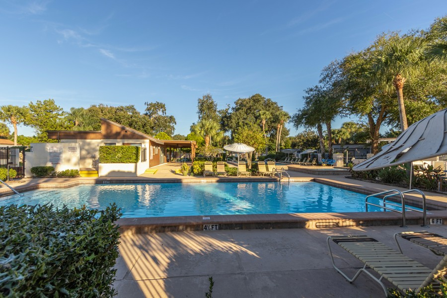Real Estate Photography - 2344 Flamingo Way, Winter Park, FL, 32792 - Pool