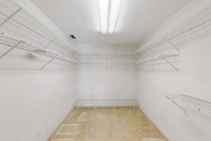 Real Estate Photography - 685 Thrush Ct, Marco Island, FL, 34105 - Master Bedroom Closet