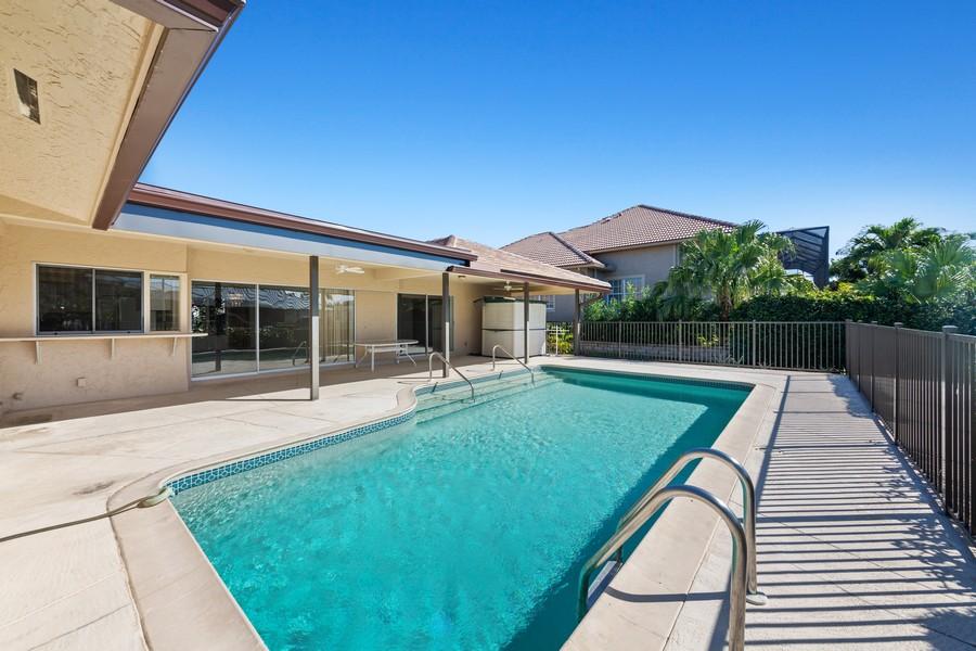 Real Estate Photography - 685 Thrush Ct, Marco Island, FL, 34105 - Lanai