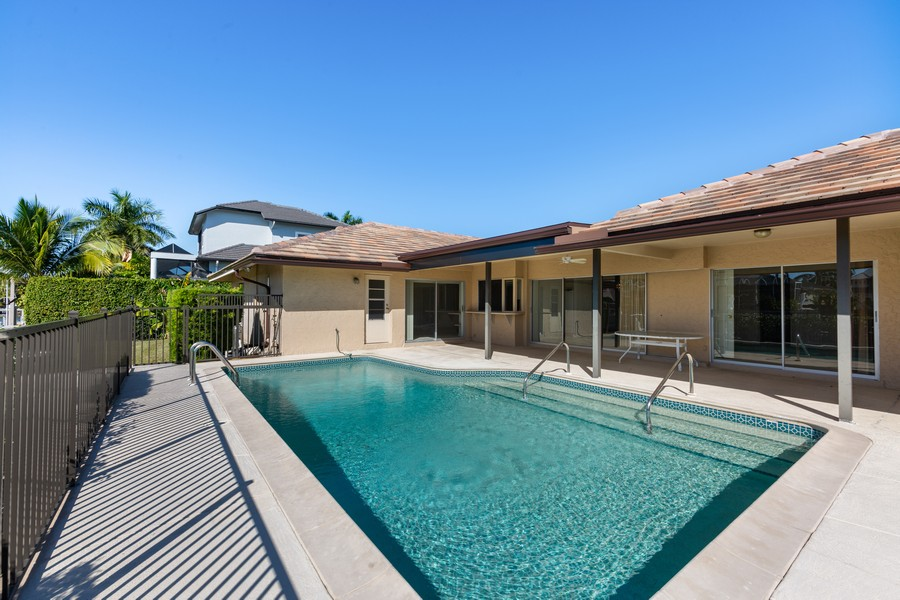 Real Estate Photography - 685 Thrush Ct, Marco Island, FL, 34105 - Patio