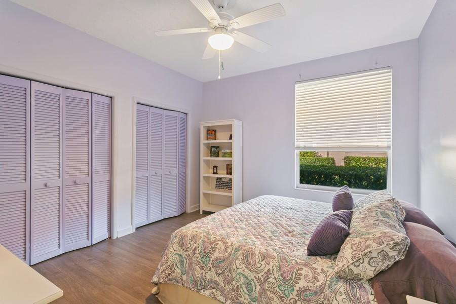 Real Estate Photography - 103 Woodsmuir Ct, Palm Beach Gardens, FL, 33418 - Bedroom 2