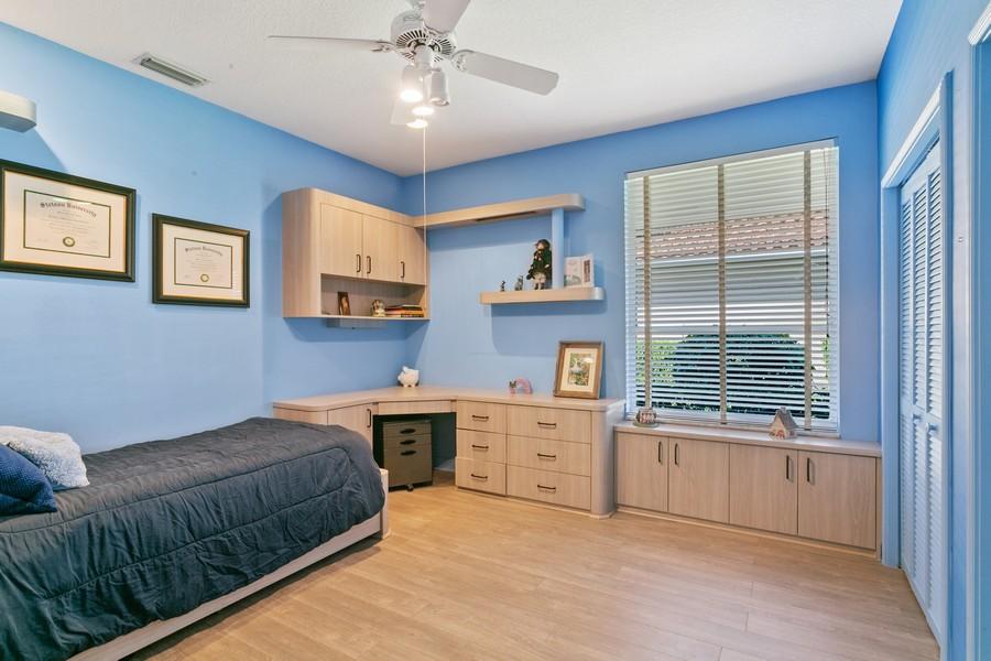 Real Estate Photography - 103 Woodsmuir Ct, Palm Beach Gardens, FL, 33418 - Bedroom 3