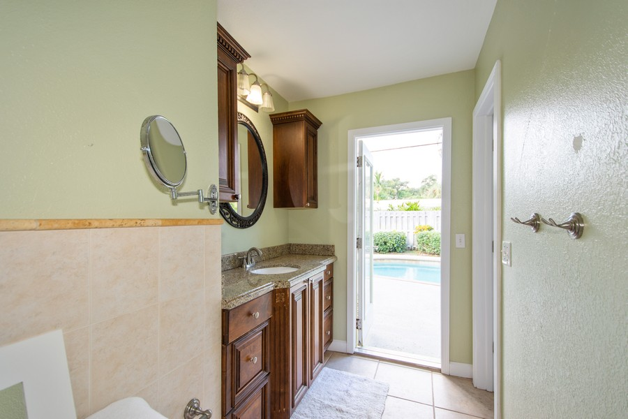 Real Estate Photography - 851 SW 4th St, Boca Raton, FL, 33486 - Master Bathroom