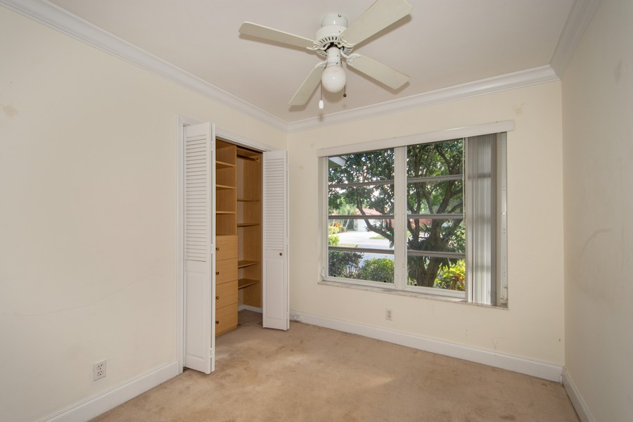 Real Estate Photography - 851 SW 4th St, Boca Raton, FL, 33486 - 3rd Bedroom