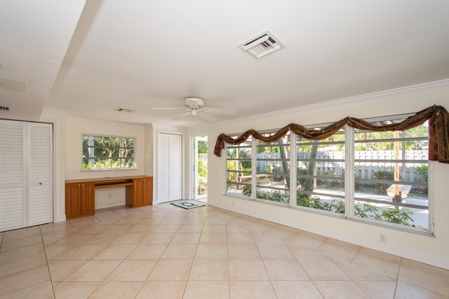 Real Estate Photography - 851 SW 4th St, Boca Raton, FL, 33486 - Family Room