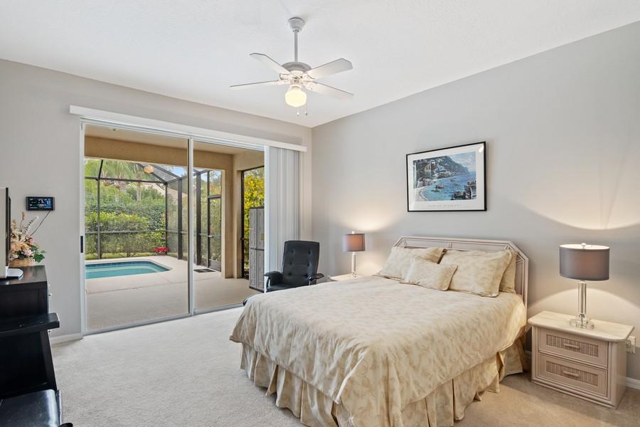 Real Estate Photography - 6832 Bay Hill Dr, Lakewood Ranch, FL, 34202 - Master Bedroom