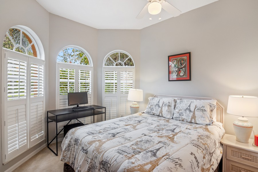 Real Estate Photography - 6832 Bay Hill Dr, Lakewood Ranch, FL, 34202 - 2nd Bedroom