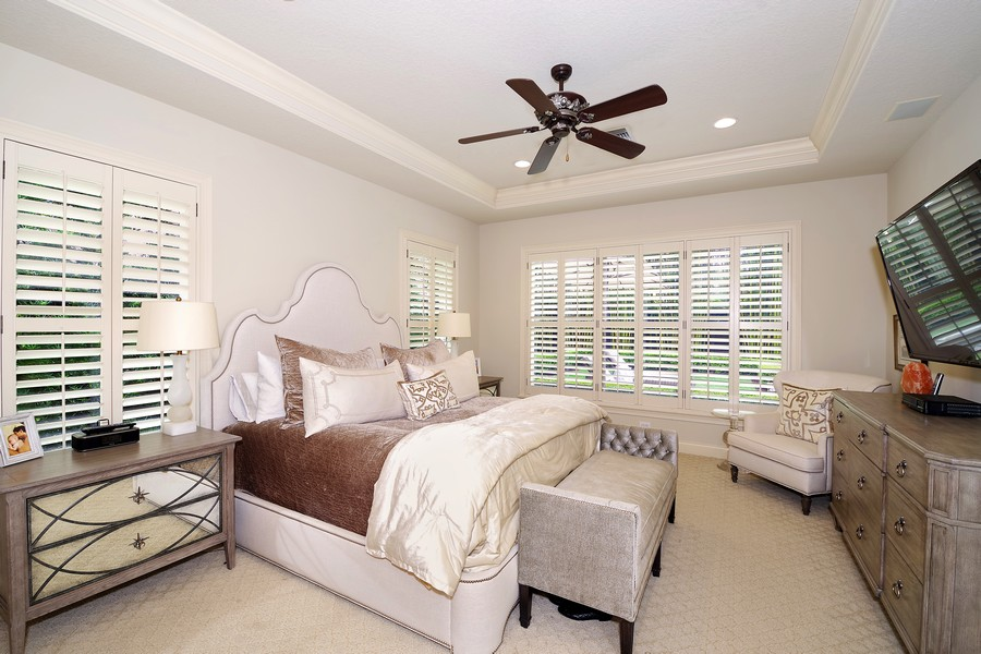 Real Estate Photography - 946 Moss Ln, Winter Park, FL, 32789 - Master Bedroom