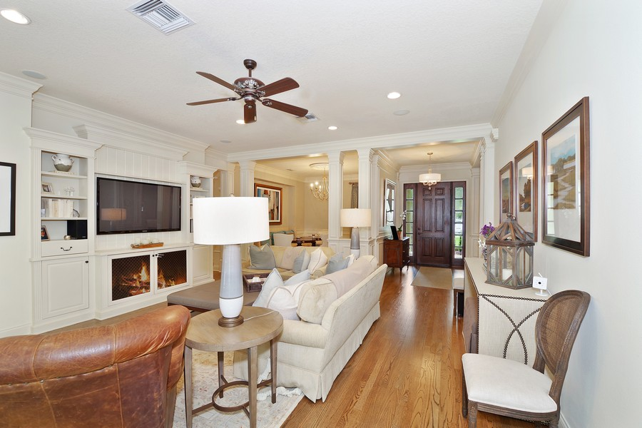 Real Estate Photography - 946 Moss Ln, Winter Park, FL, 32789 - Family Room