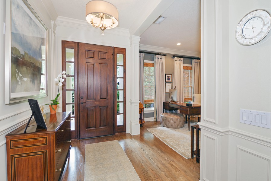 Real Estate Photography - 946 Moss Ln, Winter Park, FL, 32789 - Foyer