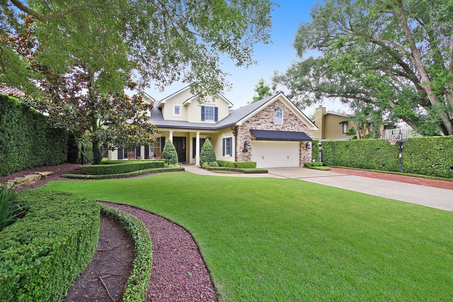 Real Estate Photography - 946 Moss Ln, Winter Park, FL, 32789 - Front View