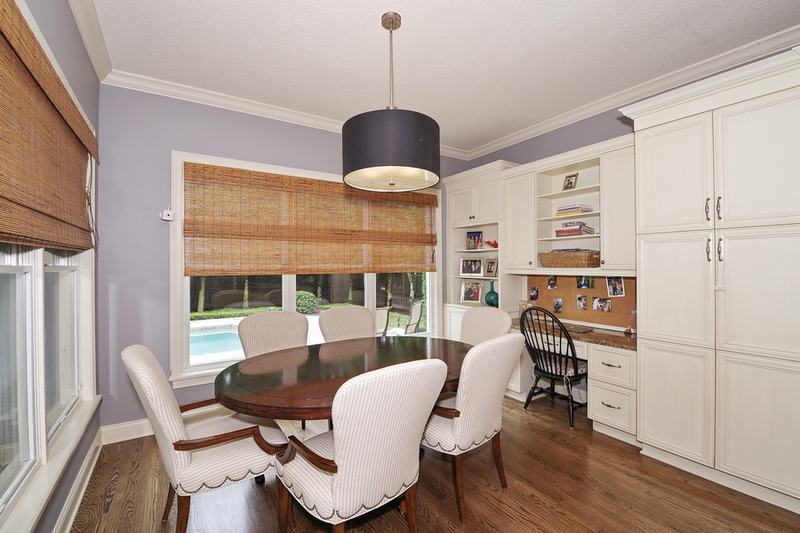 Real Estate Photography - 946 Moss Ln, Winter Park, FL, 32789 - Breakfast Nook