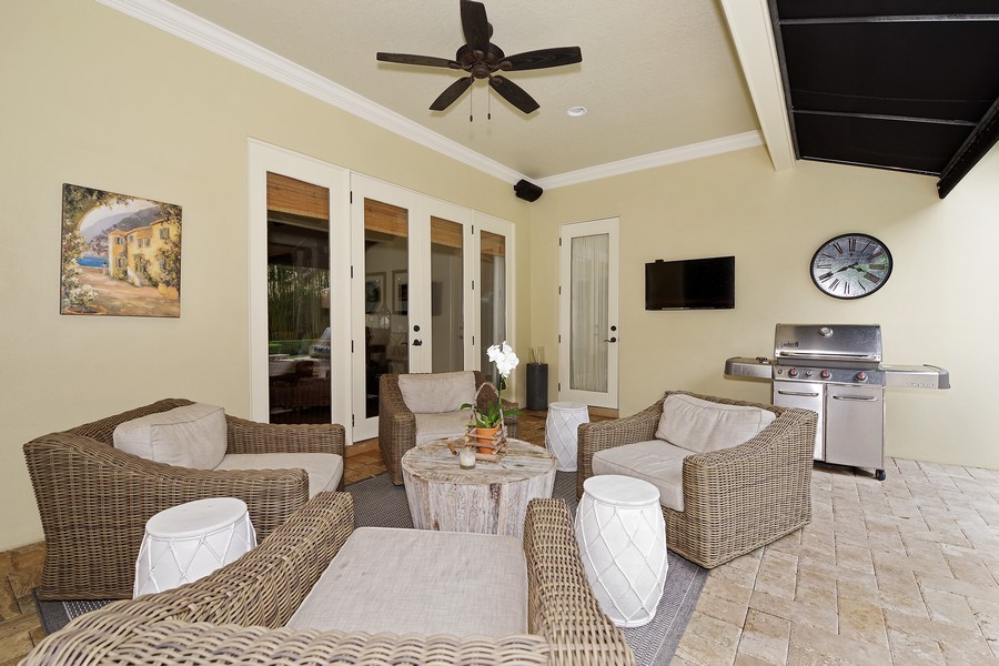 Real Estate Photography - 946 Moss Ln, Winter Park, FL, 32789 - Patio