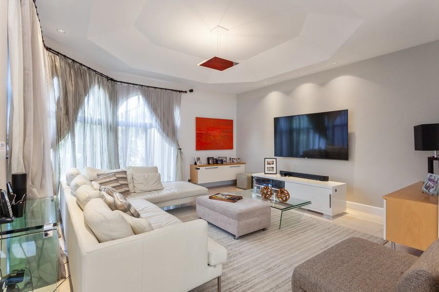Real Estate Photography - 420 Alexandra Cir, Weston, FL, 33326 - Family Room