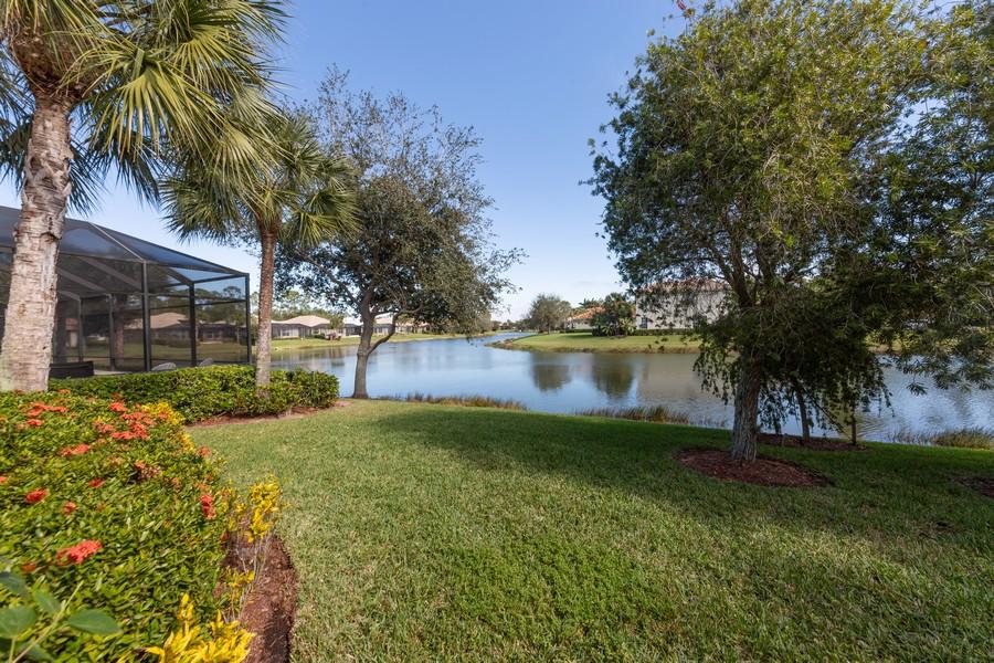 Real Estate Photography - 16177 Parque Lane, Naples, FL, 34110 - View