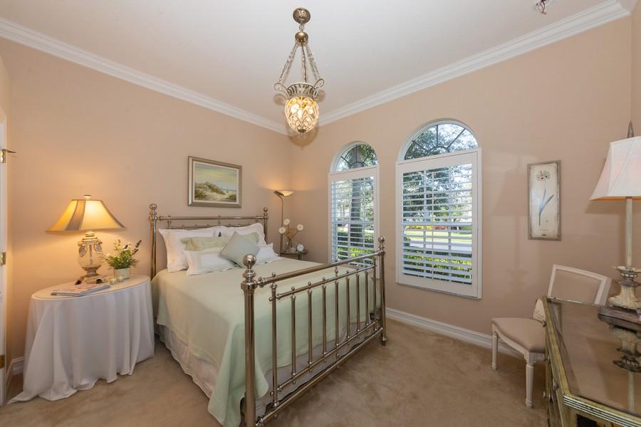 Real Estate Photography - 16177 Parque Lane, Naples, FL, 34110 - 2nd Bedroom