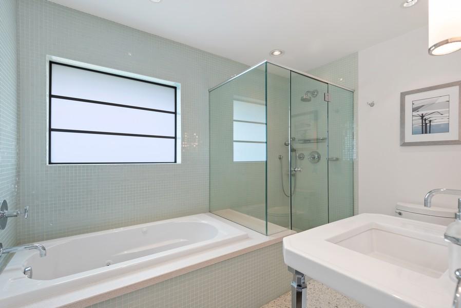 Real Estate Photography - 2825 NE 25th Street, Fort Lauderdale, FL, 33305 - Master Bathroom