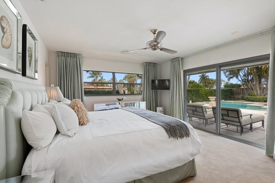 Real Estate Photography - 2825 NE 25th Street, Fort Lauderdale, FL, 33305 - Master Bedroom