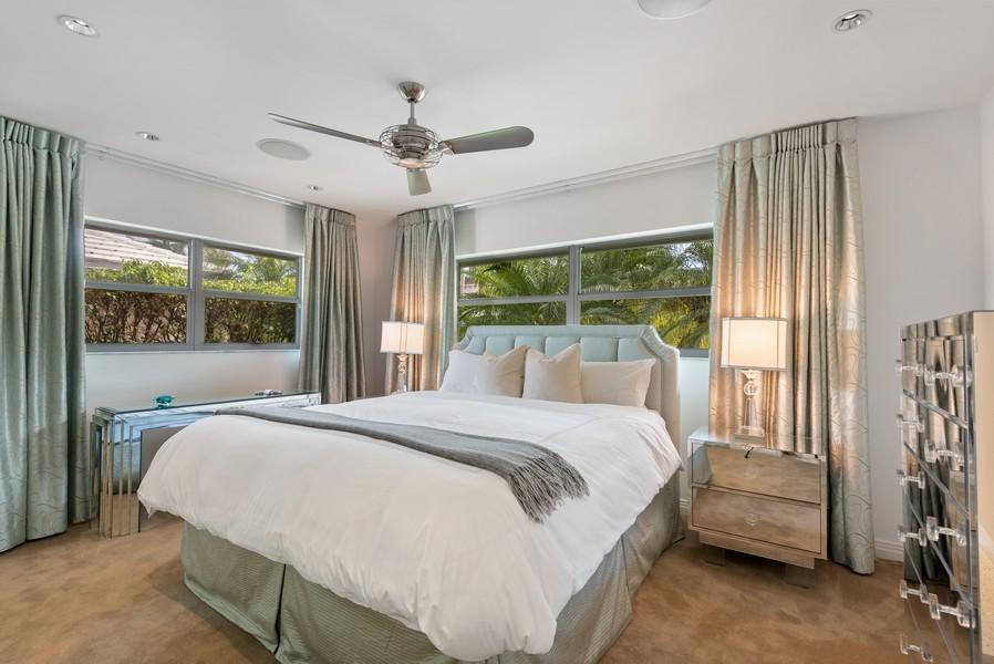 Real Estate Photography - 2825 NE 25th Street, Fort Lauderdale, FL, 33305 - Third Bedroom