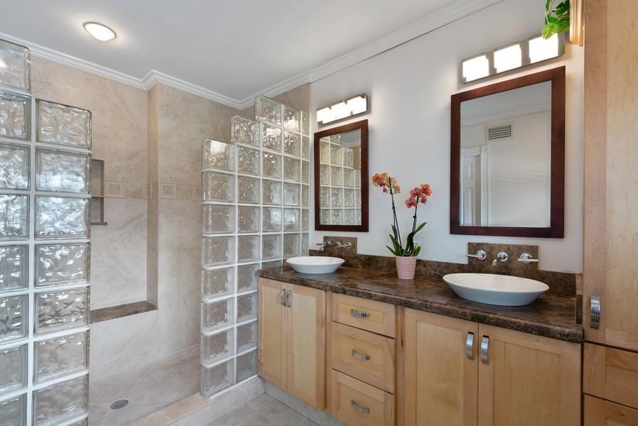 Real Estate Photography - 2864 NE 25th Court, Fort Lauderdale, FL, 33305 - Master Bathroom