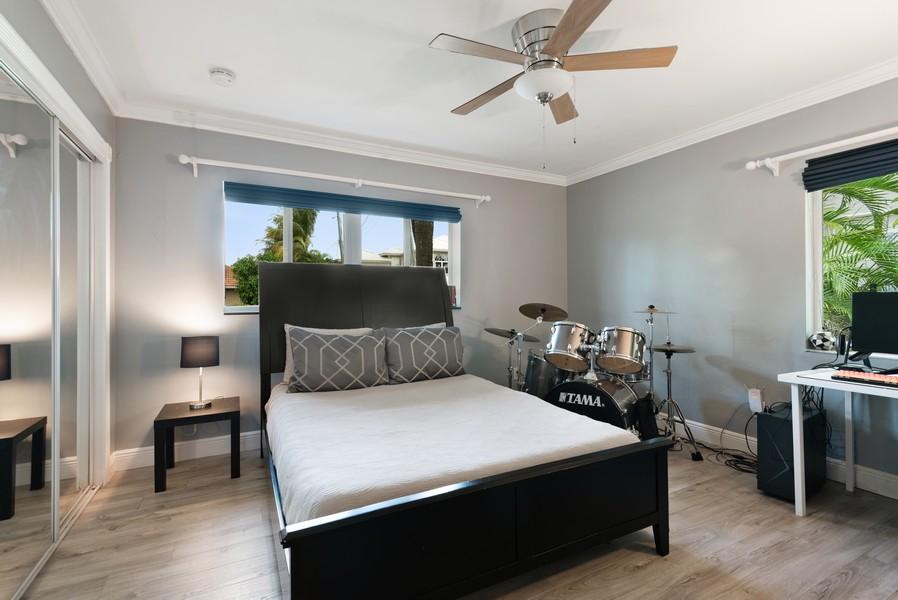 Real Estate Photography - 2864 NE 25th Court, Fort Lauderdale, FL, 33305 - 2nd Bedroom