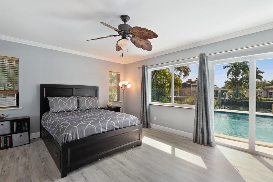 Real Estate Photography - 2864 NE 25th Court, Fort Lauderdale, FL, 33305 - Bedroom