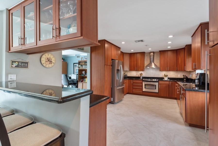 Real Estate Photography - 2864 NE 25th Court, Fort Lauderdale, FL, 33305 - Kitchen