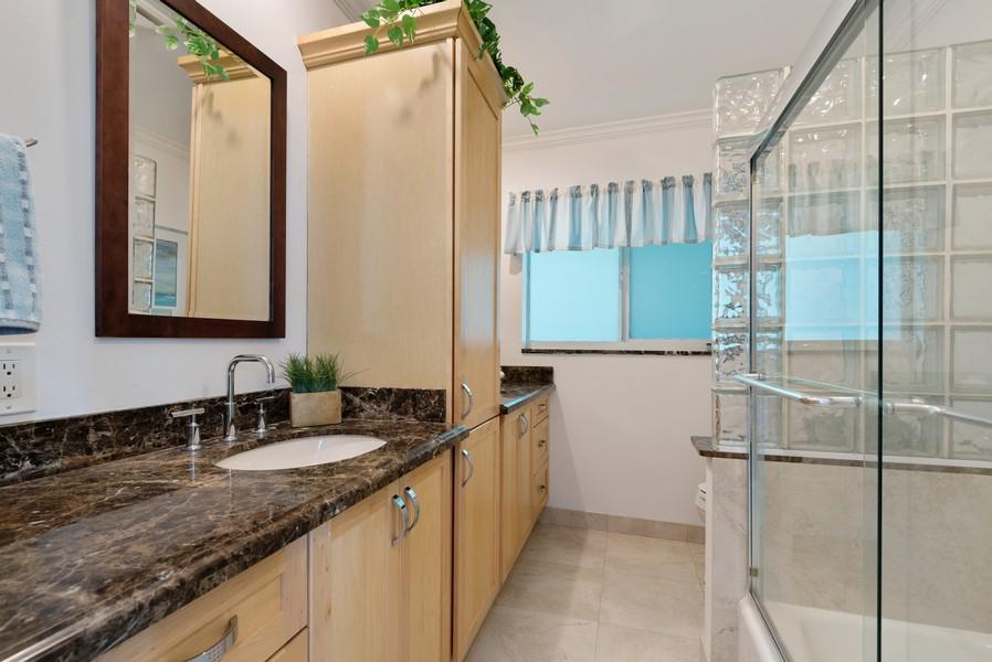 Real Estate Photography - 2864 NE 25th Court, Fort Lauderdale, FL, 33305 - Bathroom