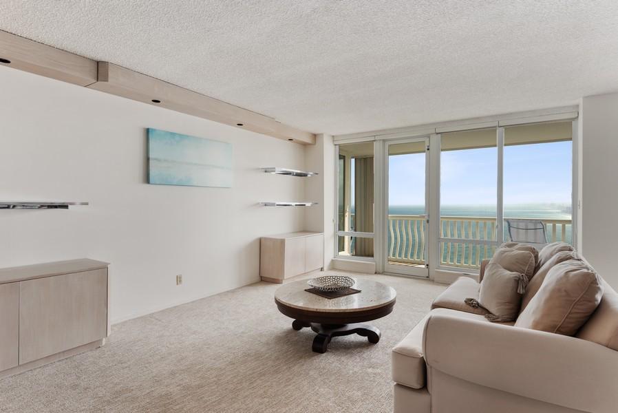 Real Estate Photography - 2200 S Ocean Lane, 2904, Fort Lauderdale, FL, 33316 - Living Room