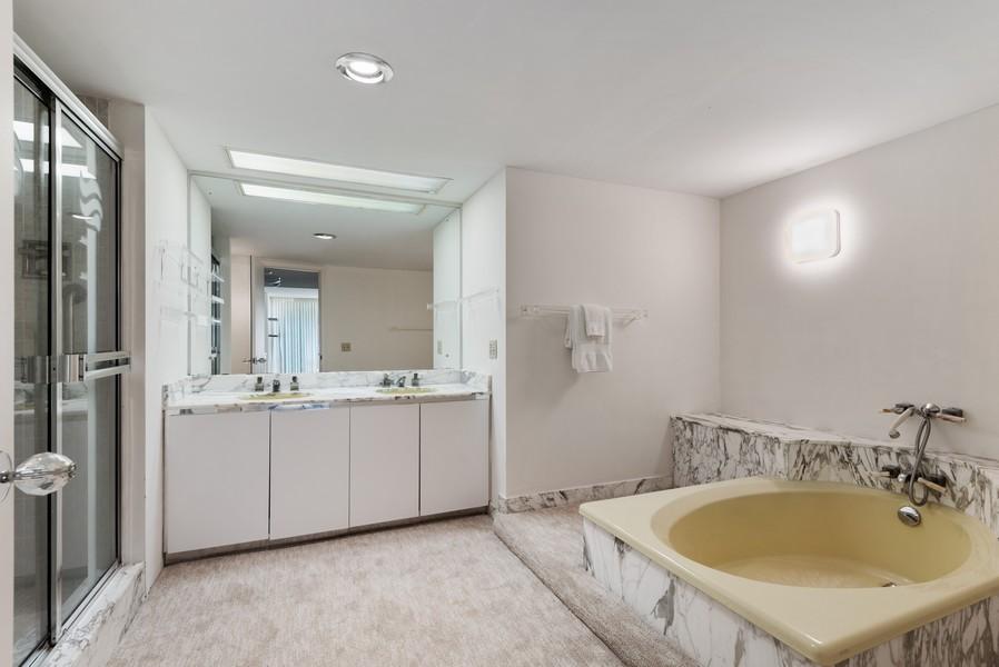 Real Estate Photography - 2200 S Ocean Lane, 2904, Fort Lauderdale, FL, 33316 - Master Bathroom