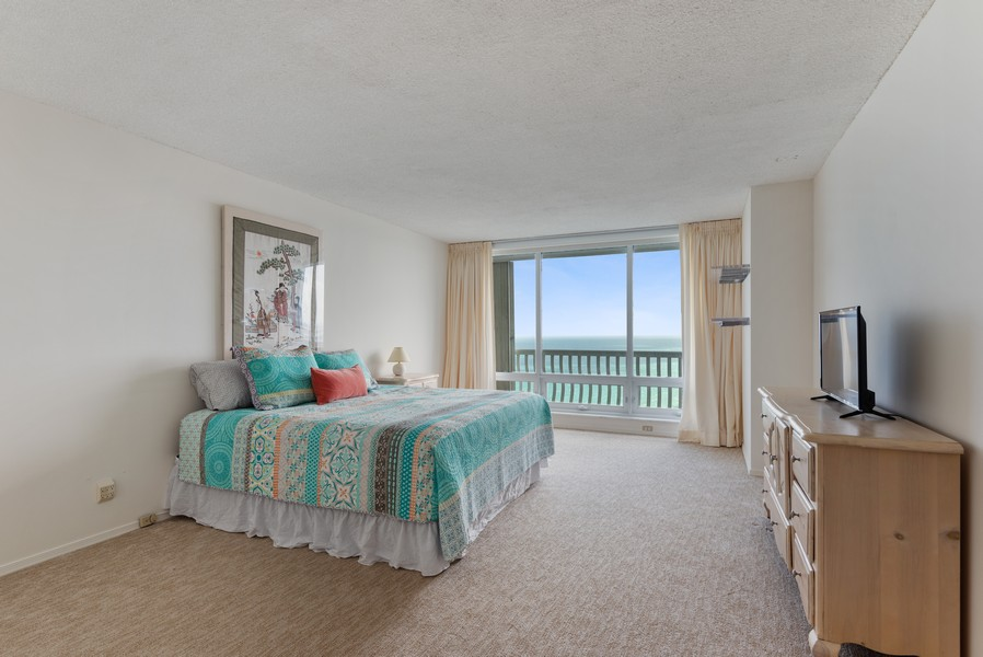 Real Estate Photography - 2200 S Ocean Lane, 2904, Fort Lauderdale, FL, 33316 - Master Bedroom