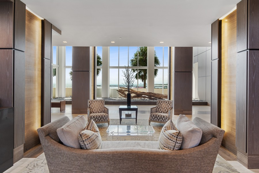 Real Estate Photography - 2200 S Ocean Lane, 2904, Fort Lauderdale, FL, 33316 - waterfront Lobby