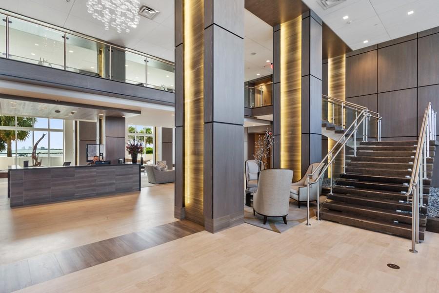 Real Estate Photography - 2200 S Ocean Lane, 2904, Fort Lauderdale, FL, 33316 - New Lobby