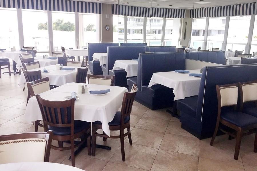 Real Estate Photography - 2200 S Ocean Lane, 2904, Fort Lauderdale, FL, 33316 - Ship's Galley restaurant