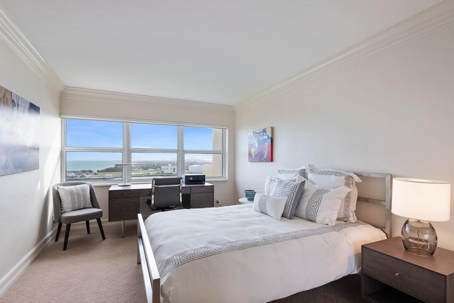 Real Estate Photography - 2100 S Ocean Drive, 7G, Ft Lauderdale, FL, 33316 - Bedroom